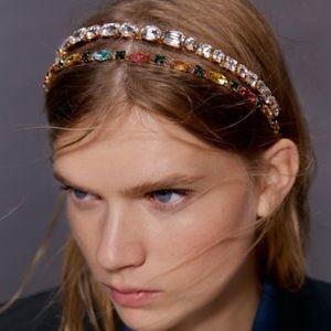 Zara   gem 💎 headbands